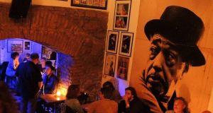 Alexanderplatz Jazz Club in Rome