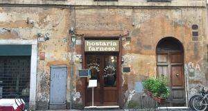 Hostaria Farnese in Rome