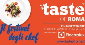 Taste of Rome - 20% discount for WIR Card Holders