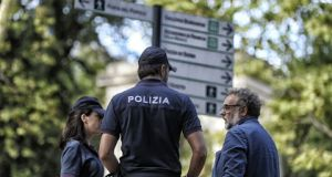 German woman raped in central Rome park