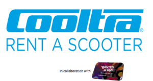 30% off on Scooter rental Cooltra with the WIR Card