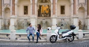 Rent a Scooter with Cooltra