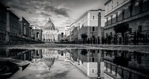 Photographer in Rome