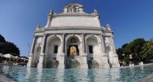 Rome's Fontanone