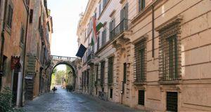 The Via Giulia tour