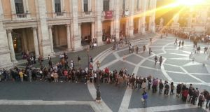 Museum Night in Rome on 19 May 2018