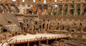 Colosseum and Belvedere tour