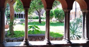 Secret Rome: Cloisters of S. Cosimato