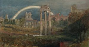 Rome as muse for English-language poets