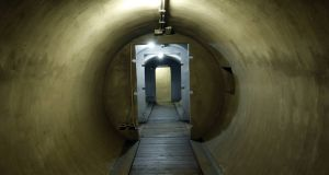 Rome reopens Mussolini's wartime bunker