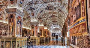 Friday 19 October  - Vatican Museums night