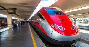 Rome's Fiumicino airport gets high-speed rail link