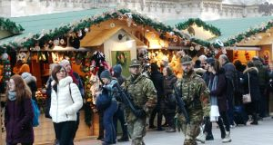 Rome increases security at Christmas markets