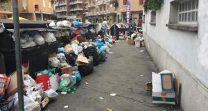 Rome task force to deal with rubbish emergency