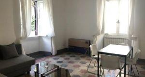 San Giovanni 1-bedroom super bright flat