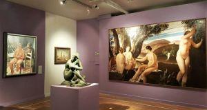 Rome's municipal modern art gallery