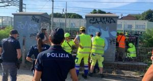 Major train delays between Rome and Florence