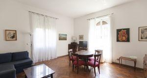 Trastevere flat and garden