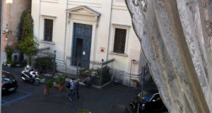 A cozy apartment with an amazing view in Trastevere