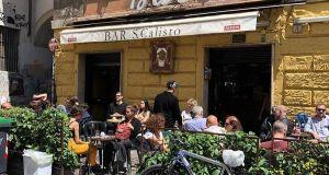 Bar S. Calisto in Rome