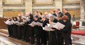English choir vacancies