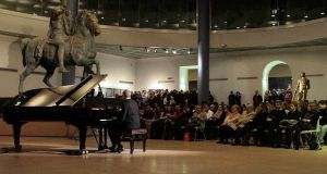 Night of music in Rome's museums