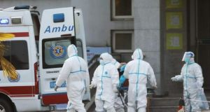 Rome airport screens for deadly Wuhan virus