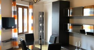1-bedroom fully furnished flat in heart of Rome!