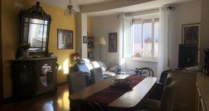 3-bedroom furnished flat Trastevere