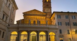Rome lights up the heart of Trastevere