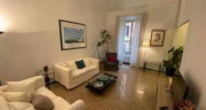Trastevere - 2-bedroom remodeled, furnished flat