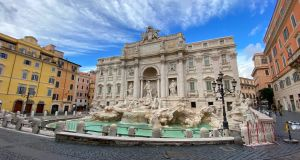 Rome in February