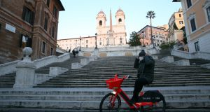 Rome to become orange zone under Italy's covid restrictions