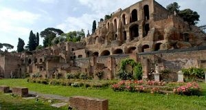 Rome to reopen Domus Tiberiana imperial palace on Palatine Hill