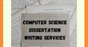 Computer Science Dissertation Writing Services