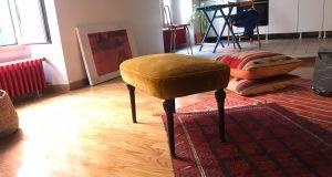 Ottoman (seat/foot rest)