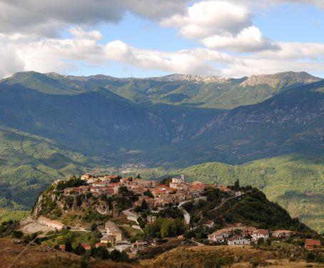 A Danish dream in Abruzzo