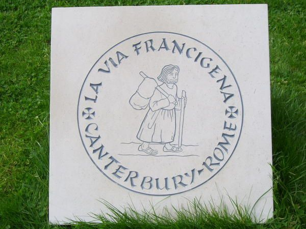 Travel. Along the Via Francigena