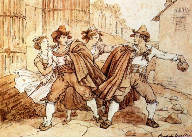 Belli's Romanesco Sonnets