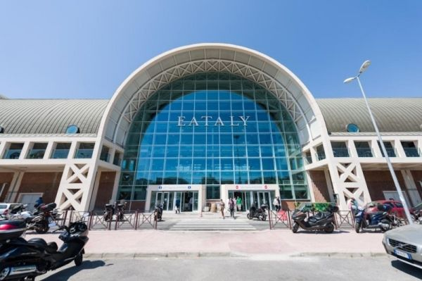 Eataly opens in Rome