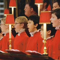 Westminster Abbey Choir sings with Sistine Chapel Choir
