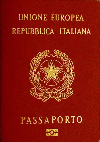 New Italian passport legislation for minors
