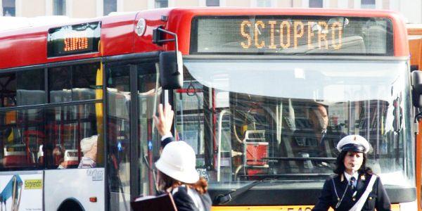 Public transport strike in Rome on 20 July