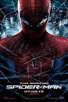 English language cinema in Rome: The Amazing Spider-Man