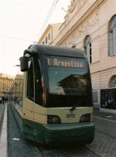Work on Rome's Tram 8 terminal disrupts service