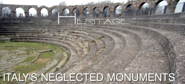 Italy's neglected monuments.