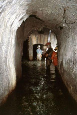 Roman aqueduct found under Zara store in Rome