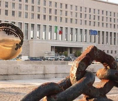 Italian foreign ministry opens art collection