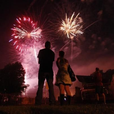 American Independence Day celebrations in Rome