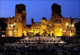 Baths of Caracalla Festival